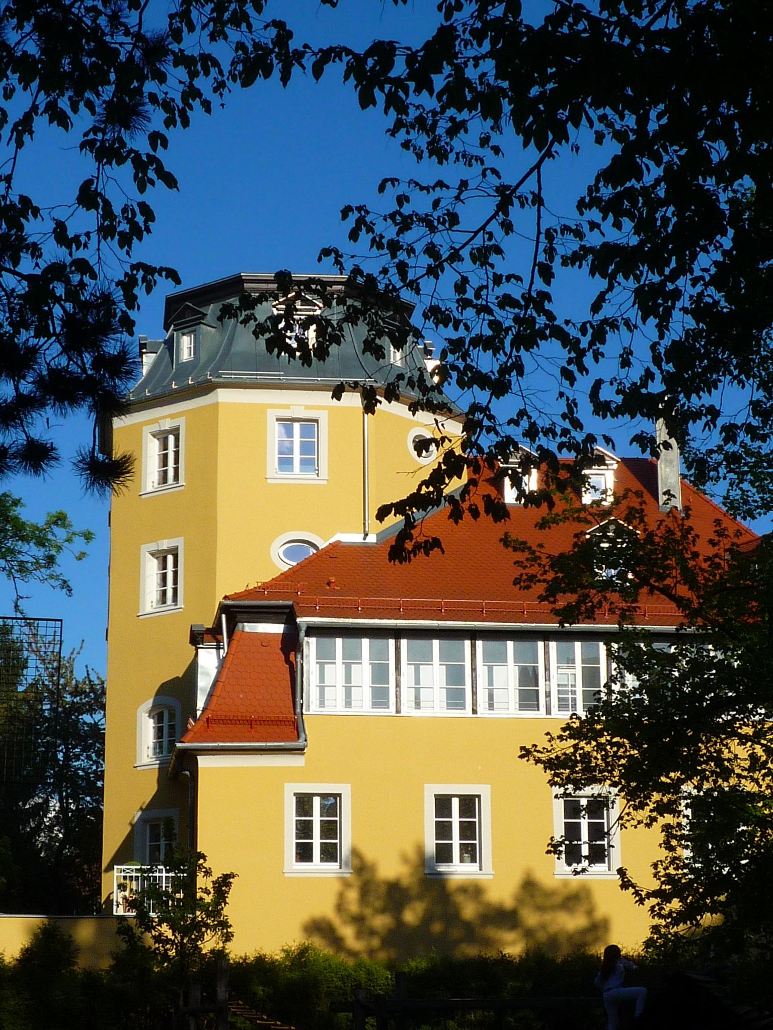 Schkler, eine Handelsfamilie und ihr barockes Stadtschösschen im 18. Jh.