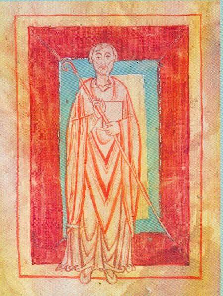 Abt Wilhelm von Hirsau